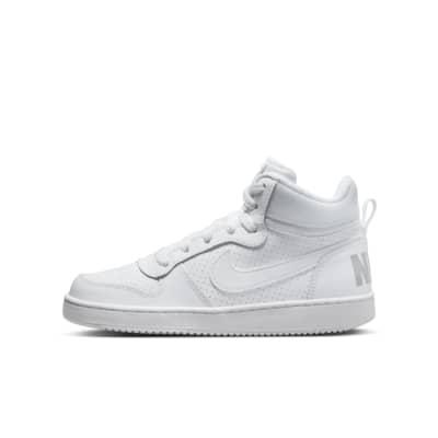 Nike Court Borough Mid Older Kids' Shoe