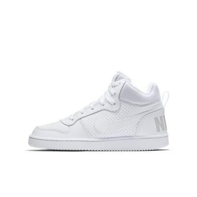 Nike Court Borough Mid Schuh für ältere Kinder
