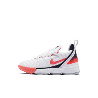 LeBron XVI FRTN (PS)幼童运动童鞋