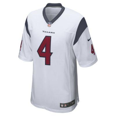 NFL Houston Texans Game (Deshaun Watson) Men s Football Jersey. Nike.com 2d5180ff7