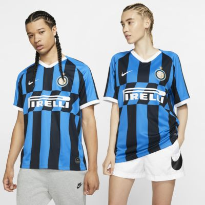Inter Milan 2019/20 Stadium Home Men's Football Shirt