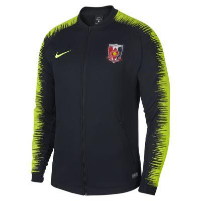 Urawa メンズ サッカージャケット