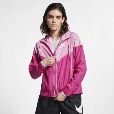 Nike Sportswear Windrunner Damen-Windbreaker aus Webmaterial