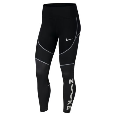 Nike One 7/8-Trainings-Tights für Damen
