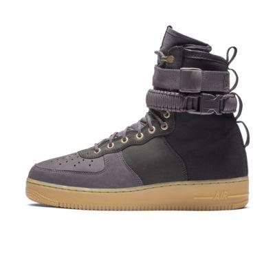 bas prix e5705 cff0b Chaussure Nike SF Air Force 1 Premium pour Homme