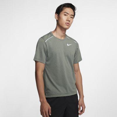 Nike Rise 365 男子短袖跑步上衣