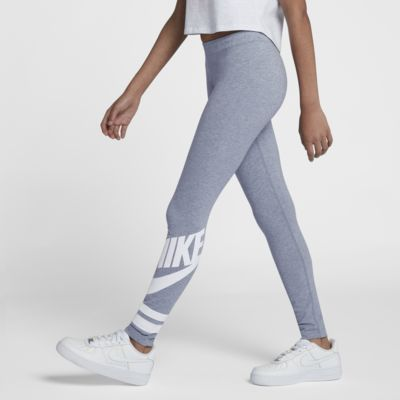 Nike Sportswear Big Kids' (Girls') Graphic Leggings