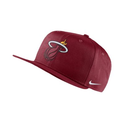 Miami Heat Nike Pro NBA-Cap