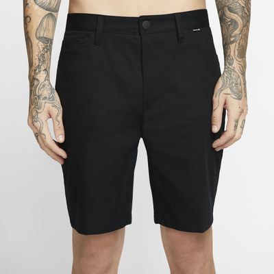 Shorts de 48 cm para hombre Hurley Storm Cotton™ 5 Pocket