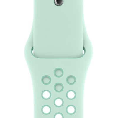 40mm Teal Tint/Tropical Twist Nike Sport Band (S/M and M/L)