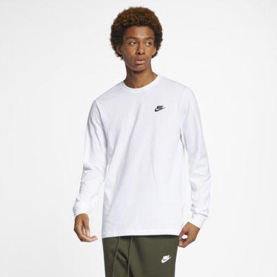 Męski T-shirt z długim rękawem Nike Sportswear