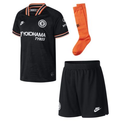 Chelsea FC Third Younger Kids' Football Kit