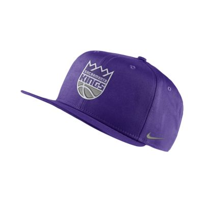 Бейсболка НБА Sacramento Kings Nike Pro