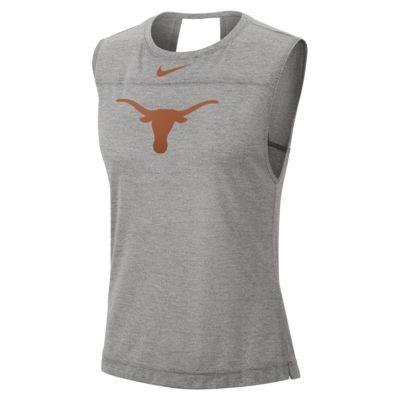 Nike College Breathe (Texas) Women's Tank