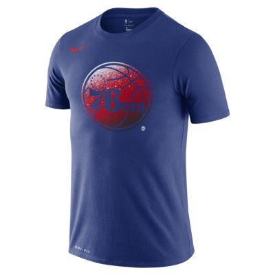 费城 76 人队 Nike Dri-FIT 男子 NBA T恤
