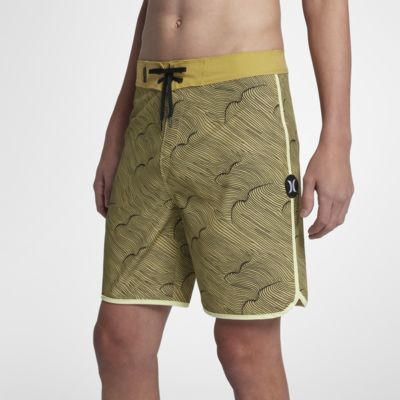 Shorts de playa de 45,5 cm para hombre Hurley Phantom Thalia Street