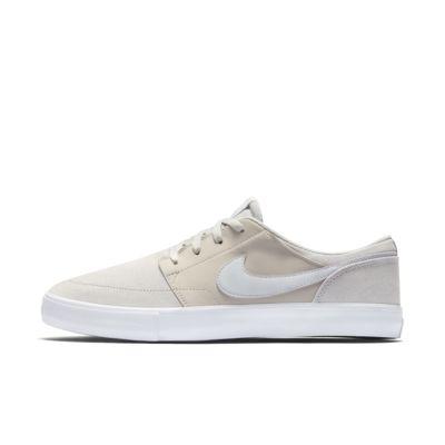 Nike SB Solarsoft Portmore II Men's Skateboarding Shoe