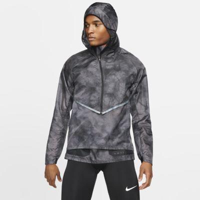 Nike Tech Pack løpejakke med hette til herre