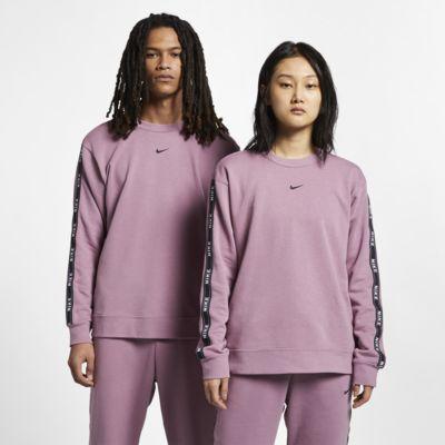 Nike Sportswear kerek nyakkivágású emblémás pulóver