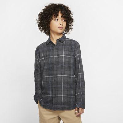 Hurley Vedder Washed Uzun Kollu Erkek Çocuk Üstü