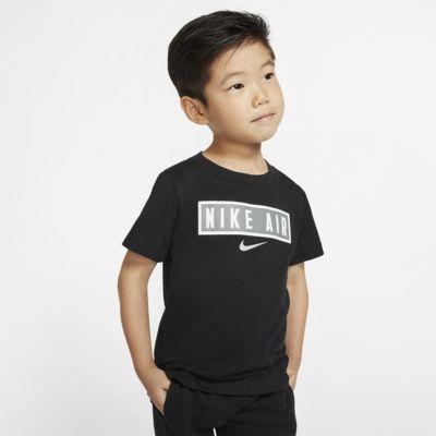 Nike Air T-shirt met korte mouwen voor peuters