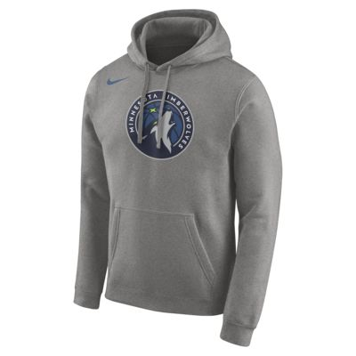 Minnesota Timberwolves Nike Men's Logo NBA Hoodie