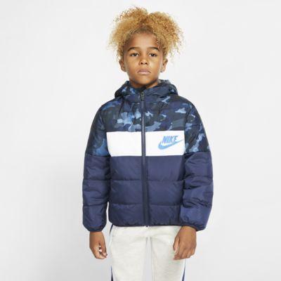 Nike Sportswear Younger Kids' Full-Zip Puffer Jacket