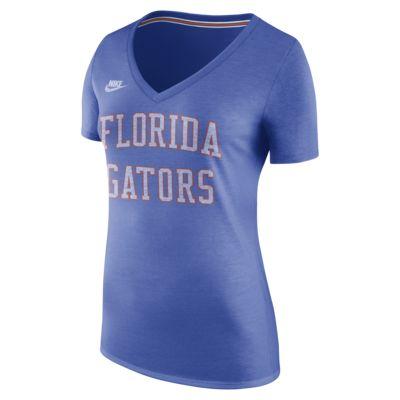 Nike College (Florida) Women's V-Neck T-Shirt