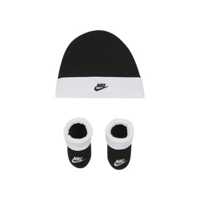 Nike Sportswear Set aus Cap und Booties für Babys