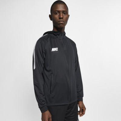 Fotbollsjacka med hel dragkedja Nike Dri-FIT Squad för män