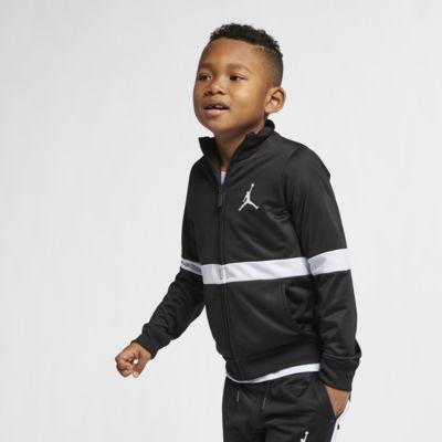 Jordan Sportswear Diamond Kleuterjack met rits