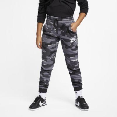 Nike Sportswear Older Kids' (Boys') Camo Joggers