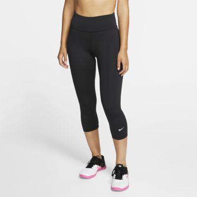 Damskie spodnie capri Nike One