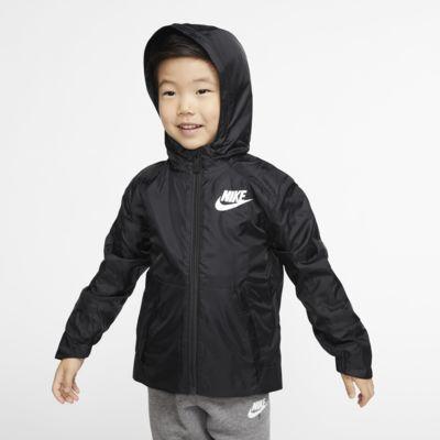 Kurtka z zamkiem na całej długości dla maluchów Nike Sportswear