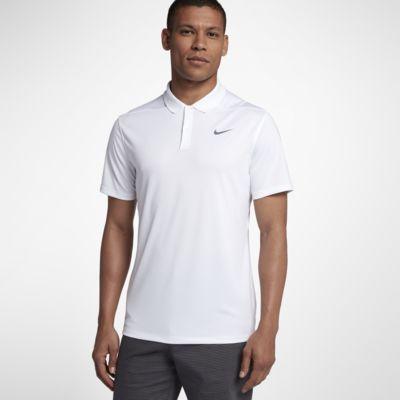 Golfpikétröja Nike Dri-FIT Victory Slim Fit för män