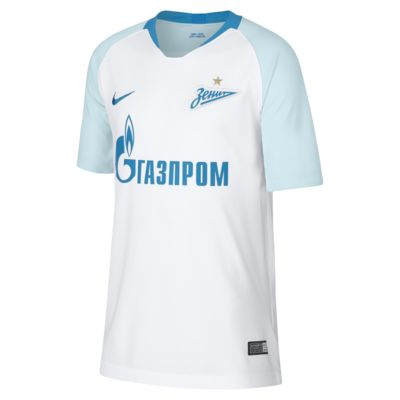 2018/19 FC Zenit Stadium Away Older Kids' Football Shirt
