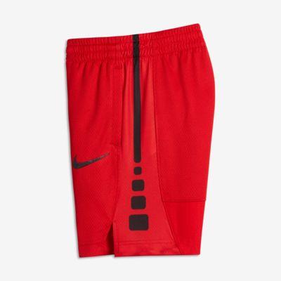 Nike Elite Little Kids' Striped Shorts