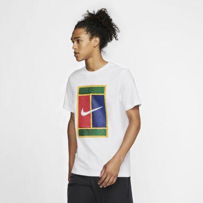 Pánské tenisové tričko NikeCourt