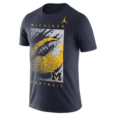 Jordan College Dri-FIT (Michigan) Men's T-Shirt