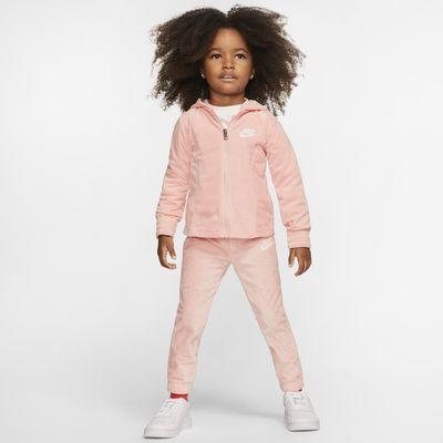 Completo con felpa con cappuccio e pantaloni Nike Sportswear - Bimbi piccoli
