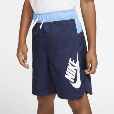 Nike Sportswear Pantalons curts de teixit Woven - Nen