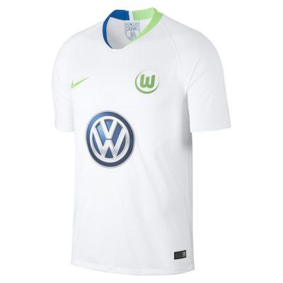 Maillot de football 2018/19 VfL Wolfsburg Stadium Away pour Homme