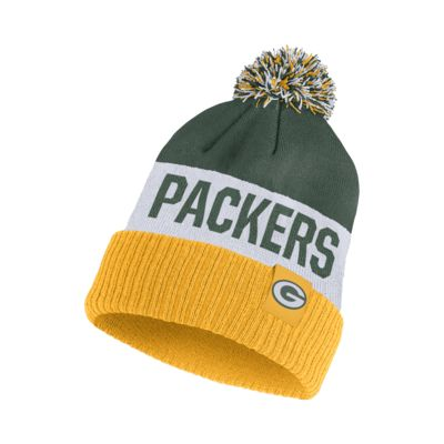 Gorro Nike (NFL Packers)