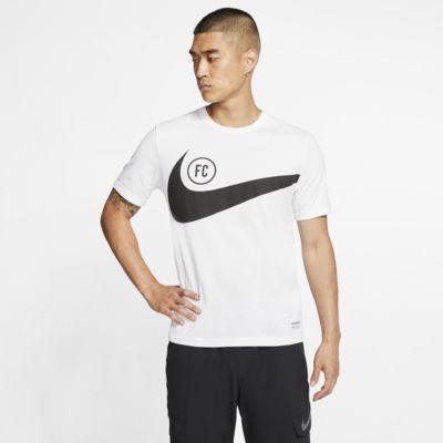 Fotbolls-t-shirt Nike F.C. Dri-FIT för män
