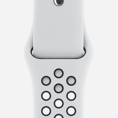 Apple Watch Nike+ 38 毫米运动型表带