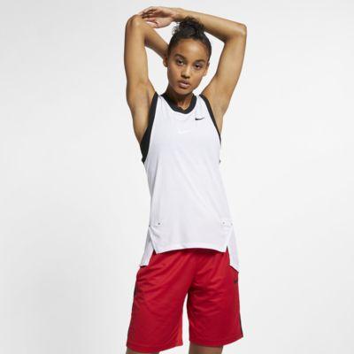 Camiseta de tirantes de básquetbol para mujer Nike Dri-FIT Elite