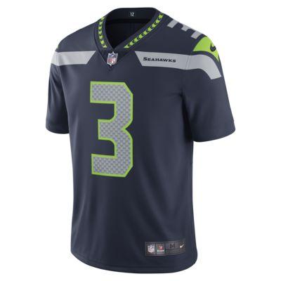 size 40 fd6d2 543dd NFL Seattle Seahawks (Russell Wilson) Men's Limited Vapor Untouchable  Football Jersey