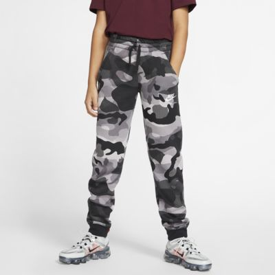 Nike Sportswear Club Big Kids' (Boys') Camo Joggers
