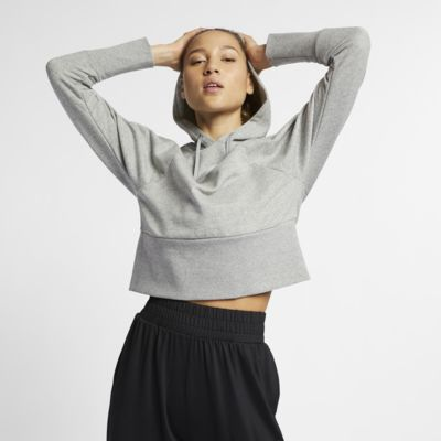 Nike Studio  Women's Yoga Training Pullover Hoodie