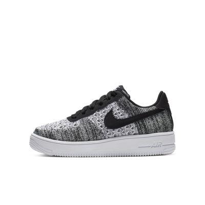 Chaussure Nike Air Force 1 Flyknit 2.0 pour Jeune enfant/Enfant plus âgé
